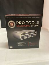 M-Audio Fast Track Avid Recording Studio Audio Interface with Pro Tools SE