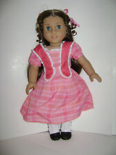 "AMERICAN GIRL DOLL Girl of the Year 2010 LANIE 18"" GOTY MEET OUTFIT NEW"
