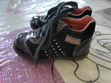 Chaussure fille pointure 21 de marque Falcotto avec strass TBE