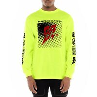 Air Max 95 Volt Long Sleeve T Shirt | Tones Racing Tee | Mens Streetwear