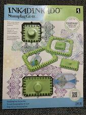 inkadinkado stamping gear