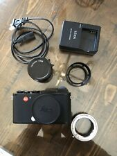 Leica CL 24 MP Digital Camera - Black Anodized (Body Only)