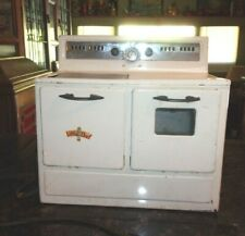 Rare Old Vintage Original Electric Toy Little Chef Stove 1950s Working Condition