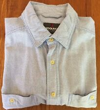 WOOLRICH ELITE TACTICAL Magnetic Button CONCEALED CARRY SHIRT Large