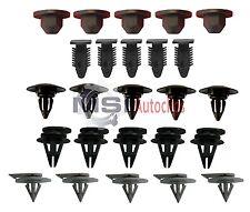 25 x BMW MINI clips bumpers, door trim, wheel arch, Panel, Moulding Fasteners