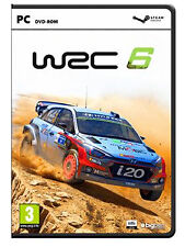 WRC 6 PC by Bigben Interactive   Game