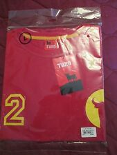 BRAND NEW WOMAN'S T SHIRT FROM SPAIN  SIZE L  IN ORIGINAL PACKAGE