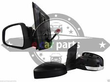 FORD FOCUS LV 3/2009-3/2011 LEFT HAND SIDE DOOR MIRROR ELECTRIC WITH INDICATOR