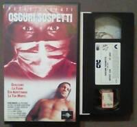 VHS FILM Ita Thriller OSCURI SOSPETTI cic peter onorati ex nolo no dvd(VH48)