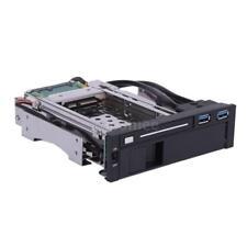 "3.5"" 2.5"" inch SATA Hard Drive HDD Enclosure SSD Internal Mobile Rack hot R2Y4"