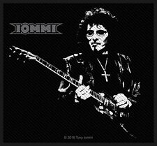 BLACK SABBATH - Tony Iommi Patch Aufnäher 10x10cm