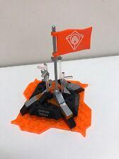 Mega Construx Figure Display Stand & Flag from Fireteam Osiris set