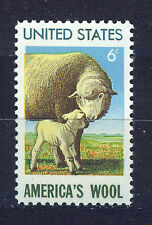 ESTADOS UNIDOS/USA 1971 MNH SC.1423 American Wool Industry