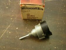 NOS 1972 Ford Torino Windshield Wiper Switch - 2 Speed w/o Concealed Wipers