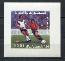 s7033) SIRIA 1994 MNH** WC Football'94 - CM Calcio S/S