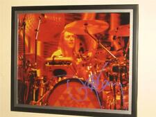 "TOOL - ""DANNY CAREY"" - 2012 SIGNED  8"" X 10"" COLOUR PHOTO - FRAME NOT INCLUDED"