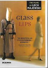 LECH MAJEWSKI Glass Lips Kino International K593 (US 2007) Anna Banasik rare DVD