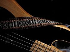 NATIVE X Cotton USA made TROPHY Guitar Strap –  Vintage Hippie