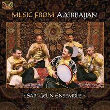 Sari traduc Ensemble-Music from Azerbaijan Azerbaïdjan CD NEUF