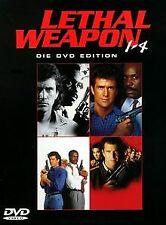 Lethal Weapon 1-4 [Box Set] von Donner, Richard | DVD | Zustand gut