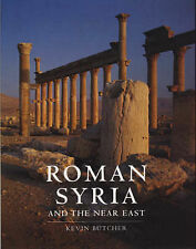 Roman Syria and the Near East by Kevin Butcher (Hardback, 2003)