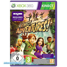 XBox 360 Kinect Adventures (Kinect erforderlich) - NEU + OVP