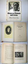 Harriet Beecher-Stowe - UNCLE TOM'S CABIN - German illustrated 1959