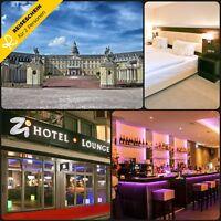 Kurzreise Urlaub Reisegutschein Karlsruhe 3 Tage 2 Personen 3★ Hotel Städtereise