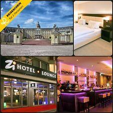 3 Tage 2P Karlsruhe 3★ Hotel Design Kurzurlaub Gutschein Hotelgutschein Reise
