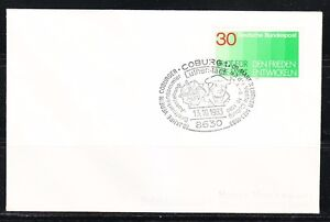 Germany 1983 event cover 500th anniver.Martin Luther,reformator.Coburg 01
