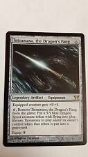 1x TATSUMASA, THE DRAGON'S FANG - Kamigawa - MTG - NM - Magic the Gathering