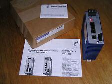 NEW - Hirschmann RS2-4TX/1FX Rail Switch 943 754-001 / 943754001 original box
