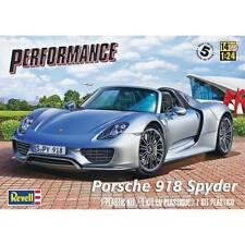 Revell 1/24 Porsche 918 Spyder  85-4329  854329 Plastic Model Kit  Skill 5 14+