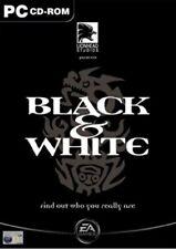BLACK AND & WHITE (PC) EA Classics Windows 98/Me/XP 12+ EA Games Lionhead Studio