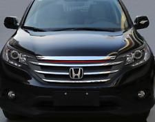 Honda CRV RM 12-17 Chrome Hood Bonnet Mould Cover Protector Garnish