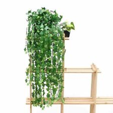 Long Artificial Fake Silk Rose Flower Ivy Vine Garland Wedding Party Home Decor