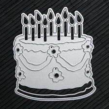 Big Cake Cutting Dies Stencil for DIY Scrapbooking Photo Album Paper Card Crafts