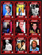 STARSKY AND HUTCH 4 BOXES WITH COLLECTIBLE CARDS - ARGENTINA! - NIB!