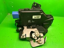 Audi A8 D3 REAR LEFT DOOR LOCK MECHANISM 4E0839015