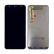 TOUCH SCREEN LCD DISPLAY PER SAMSUNG GALAXY J4 PLUS SM J415 NERO