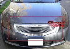 Fits 2007-2009 Nissan Altima Billet Main Upper Grille Insert