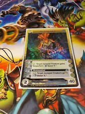 Chaotic Super Rare Raquanni W/Chaotic Sleeve Ccg Tcg