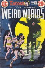 Weird Worlds #3 Fine, Neal Adams inks, Crusty Bunkers, Dc Comics 1973