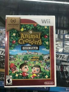 Animal Crossing: City Folk - (Nintendo Selects) Nintendo Wii SEALED