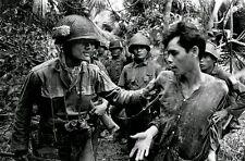 Vietnam War South Vietnamese Mekong Delta 1965 Interogate Viet Cong 8.5x11 Photo