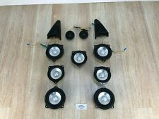 ✅ 07-13 OEM BMW E92 328 335 Coupe Audio Sound Speakers Logic 7 L7 Harman Kardon