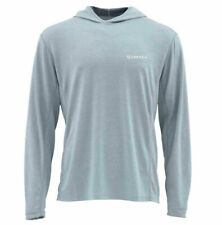 Simms BugStopper Hoody - Grey Blue- L - Close Out Sale & Free US Shipping