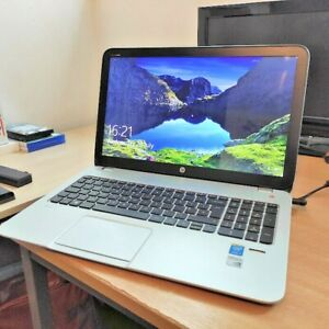 HP ENVY 15-j140na Laptop Intel Core i5 4GB RAM 1TB HDD Nvidia Windows 10 PC 15.6
