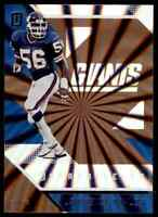 2016 PANINI UNPARALLELED LAWRENCE TAYLOR NEW YORK GIANTS #103