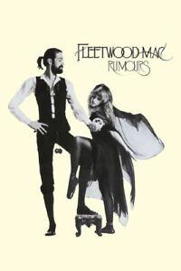 Fleetwood Mac Rumors Album Poster 24 X 36